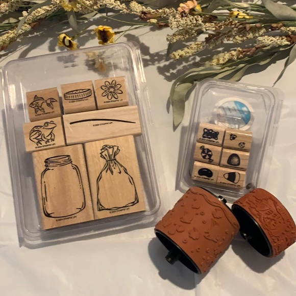 STAMPIN' UP! All Wrapped Up Bundle